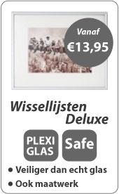 Wissellijst Deluxe