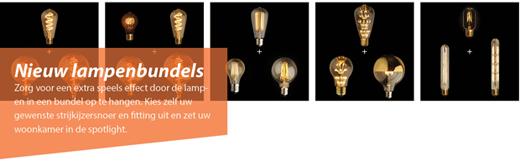 Nieuwe lampenbundels