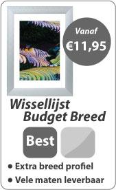 Wissellijst Budget Breed
